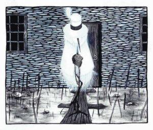 Lady Egret